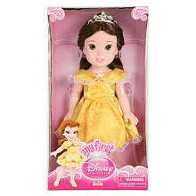 NEW Disney My First Princess Belle toddler 15 doll