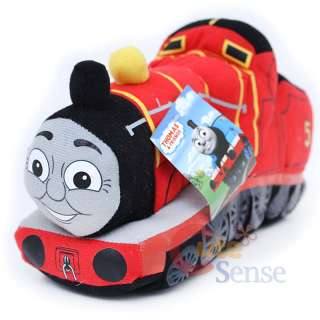 Thomas Tank Engine James Plush Doll Pillow/Cushion 13 |