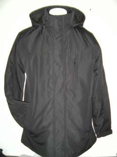 NEW Weatherproof Mens MEDIUM Ultra Tech Jacket Fleece Bib Removable