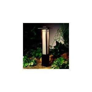 Zen Garden Bollard Path Light by Kichler Patio, Lawn