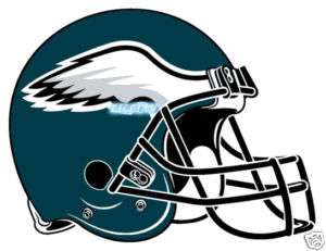 NFL   PHILADELPHIA EAGLES HELMET Cross Stitch KIT