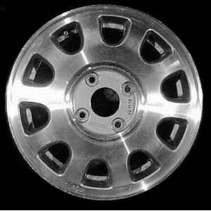 90 93 HONDA ACCORD ALLOY WHEEL RIM 15 INCH, Diameter 15