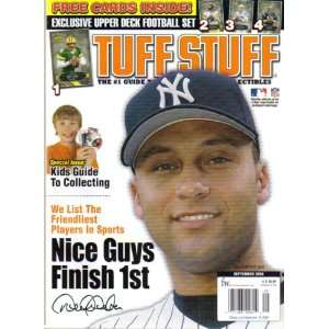 Tuff Stuff Magazine September 2006 Various Books