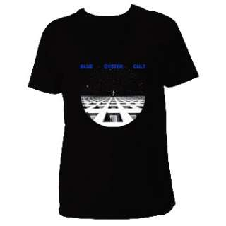 NEW Blue Oyster Cult Rock Women T Shirt S M L XL 2XL