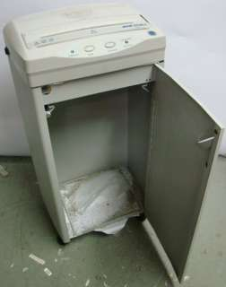 KOBRA HIGH SECURITY PAPER SHREDDER HS 6 E/S LEVEL 6