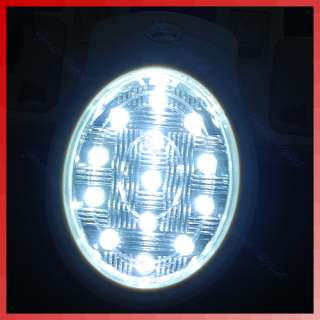 LED Rechargeable Emergency Lamp Light Wall Car Travel