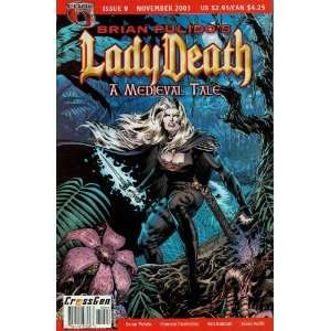 Lady Death: A Medieval Tale #9 (Nine): Books