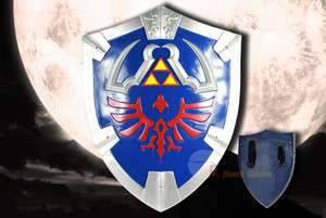 Hylian Shield Legend of Zelda Gamer Collectible Costume Brand New