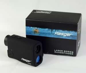 Rasger R400 Laser Rangefinder (Black)