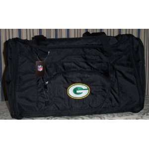 NFL GREEN BAY PACKERS Logo Travel Gym, Duffel BAG Roadblock NFL