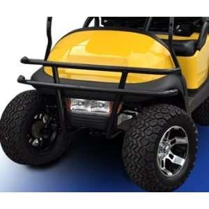 Golf Cart Brush Guard Club Car Precedent (Black in color