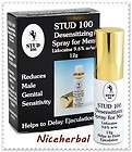 pack stud 100 desensitizing spray for men help to