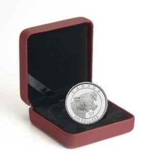Canada 2011 Cougar, Mountain Lion or Puma $300 Pure Platinum Proof