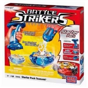 Magnext Battle Strikers Turbo Tops #29442 Tsunami Starter