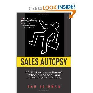 Sales Autopsy: 50 Postmortems Reveal What Killed the Sale