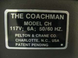 Pelton & Crane Coachman CH Dental Exam Chair