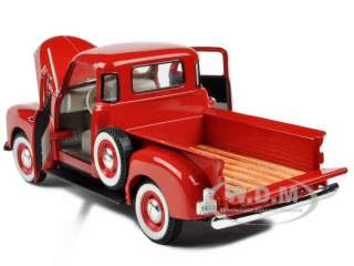 new 132 scale diecast car model of 1953 Chevrolet 3100 Pickup Truck