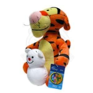 Winnie the Poo   Winter Collection Tigger 12 Plush Doll