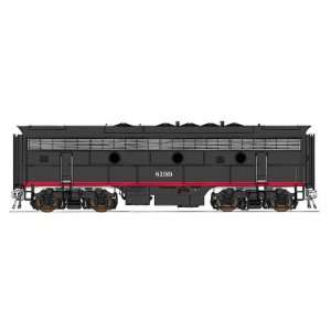 DC/No Sound   Southern Pacific Black Widow   Engine#8199 Toys & Games