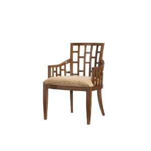 Tommy Bahama Home Set of 2 Ocean Club Lanai Arm Chairs