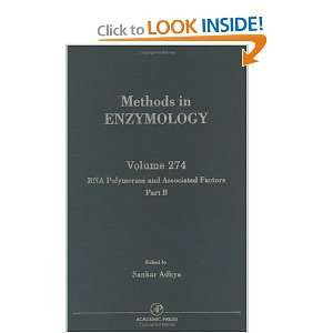 RNA Polymerase and Associated Factors, Part B, Volume 274 (RNA