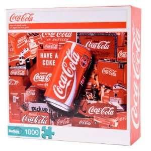 Coca Cola Puzzle Sign of Good Taste Toys & Games