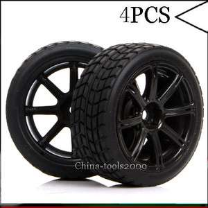 RC 110 Car On Road 26MM Wheel Rim & Grip Rubber Tyre,Tires 9041 8005