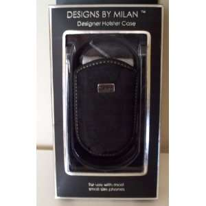 ESI   Milan Cell Phone Holster Case for Most Small Cell Phones