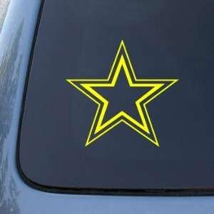 DALLAS COWBOYS   Football Vinyl Car Decal Sticker #1747  Vinyl Color