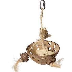 Hawaiian Delights® Natural Bahama Bird Feeder for Birds Pet Supplies