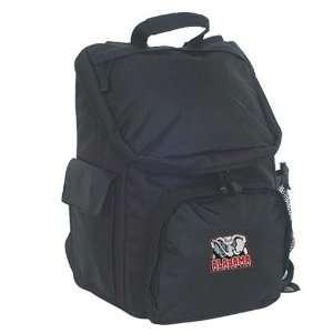 Mercury Luggage Alabama Crimson Tide Black Laptop Computer Backpack