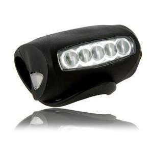 led bicycle bike safety torch flash light whole