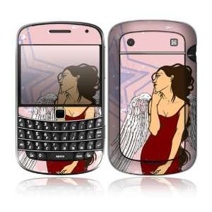 BlackBerry Bold 9900/9930 Decal Skin Sticker   Rock Star