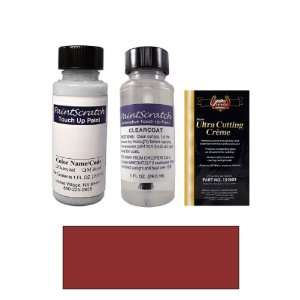 1 Oz. Red Land Pearl Metallic Paint Bottle Kit for 2006 Hyundai