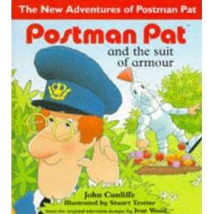 Postman Pat 2 Suit of Armour (9780340678060): Cunliffe