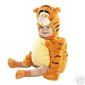 Disneys Winnie the Pooh Tigger Costume 12 18 Months Toys & Games