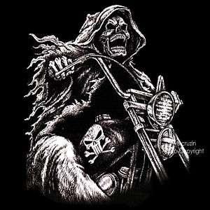 Biker Skull Totenkopf Rider Metal Sweat Shirt *4222 neu