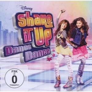 SHAKE IT UP CD + DVD NEU MIT SELENA GOMEZ UVM.