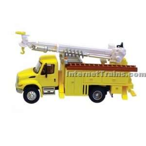 Boley HO Scale International 4300 2 Axle City Power Truck