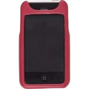 New Sierra Red Leather Case for Apple iPhone Electronics