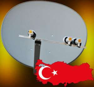 MAXIMUM T 85 Multifocus Multifeed Antenne E85 T85 E 85