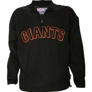 San Francisco Giants Youth Authentic Collection Cool Base Gamer Jacket