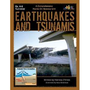 Earthquakes And Tsunamis Gr 4 8 Office Products