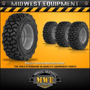 10x16.5 John Deere New Holland Tire & Rim Combo