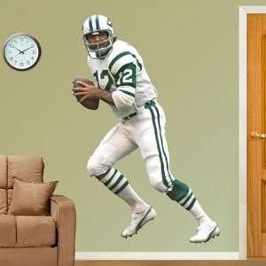 Joe Namath Fathead Wall Graphic   NFL