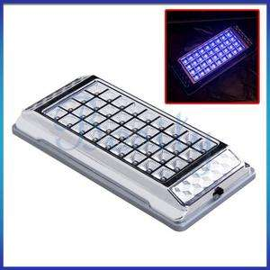 LED Blue 36 LED Car Auto Interior Ceiling Roof Dome Light Super Bright