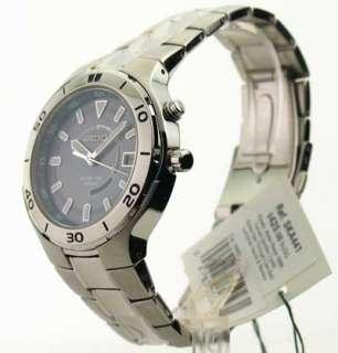 Seiko SKA441 Mens Kinetic Stainless Steel Date Watch