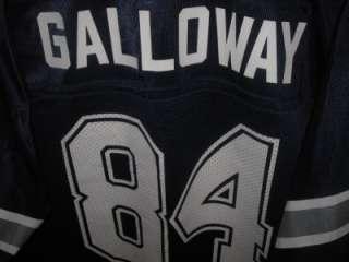VTG EC GALLOWAY DALLAS COWBOYS NFL JERSEY SHIRT MENS L