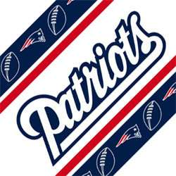 NFL NEW England PATRIOTS Wallpaper BORDER Room FOOTBALL