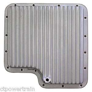 TRANSMISSION OIL PAN FORD C6 LOW PROFILE NEW Heavy Duty As Cast